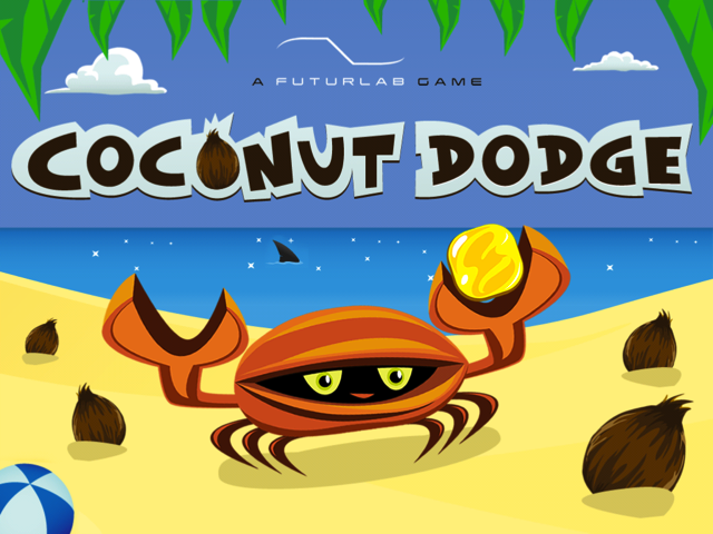 Coconut Dodge is also coming to PlayStation Vita in 2013
