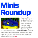Coconut Dodge gets a &#039;BUY&#039; from Official PlayStation Magazine!
