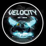 Velocity 'Made In Brighton' Sticker