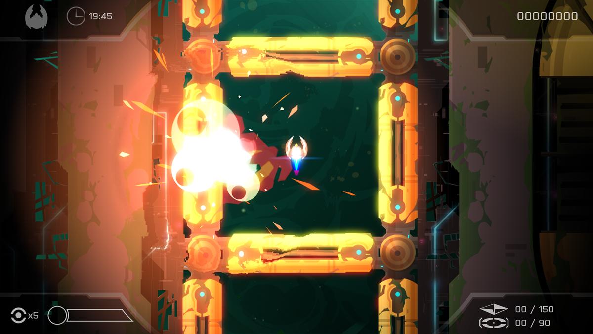 3)LightsExplosion