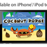 Coconut Dodge on iOS AppStore