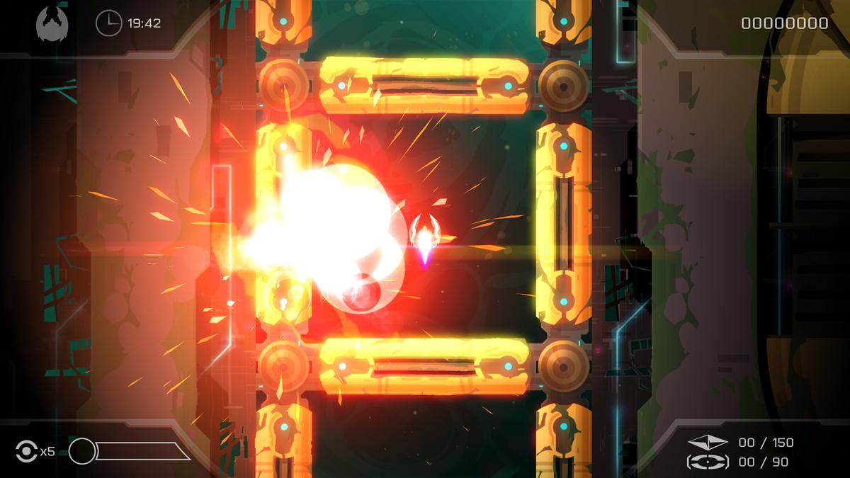 5)LensFlareExplosion