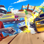 Tiny Trax™ announced for PlayStation®VR!